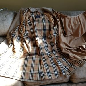 💛Burberry Double Breasted Overcoat XL